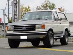 フォード ブロンコXLT 4×4 1ナンバー V8