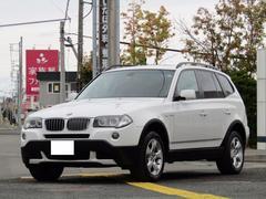 BMW X32.5si 4WD サンルーフ