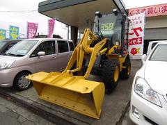 日本コマツ WA30−6 81時間使用 除雪仕様車 回転灯