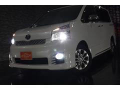 トヨタ ヴォクシー ZS 煌II ツインナビTV 4WD Wパワードア キセノン 2.0L