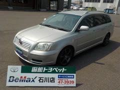 アベンシスワゴンXi 4WD