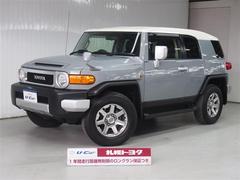 FJクルーザーヒョウジュン 4WD