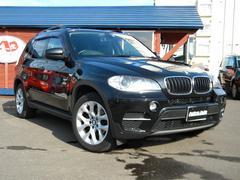 BMW X5xDrive 35dブルーパフォーマンス 4WD 夏冬タイヤ