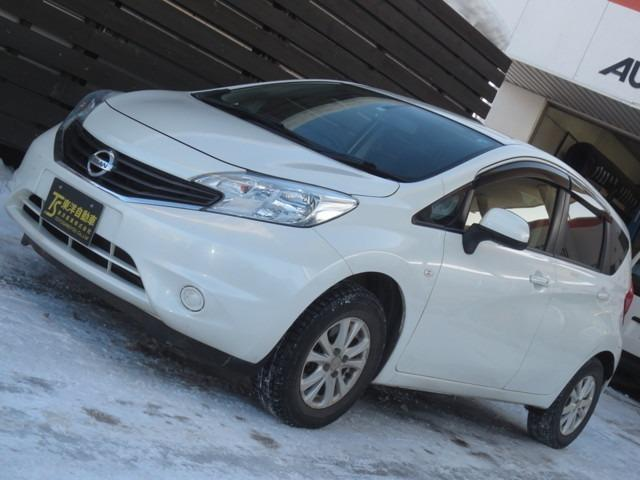 Photo of NISSAN NOTE X FOUR / used NISSAN