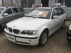 BMW318iツーリング FR 5AT