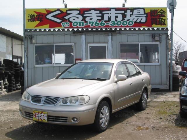 日産 18Vi-4 1.8 4WD