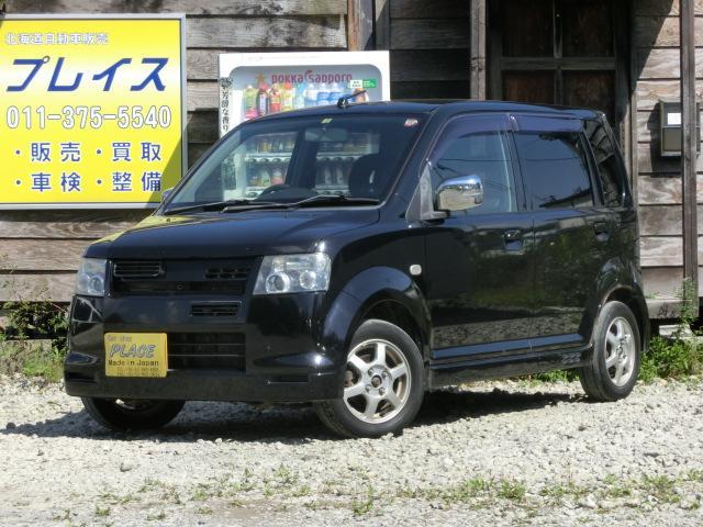 三菱 eKスポーツ サウンドビートエディション X 4WD ターボ...