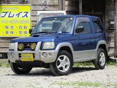 パジェロミニV 4WD ターボ