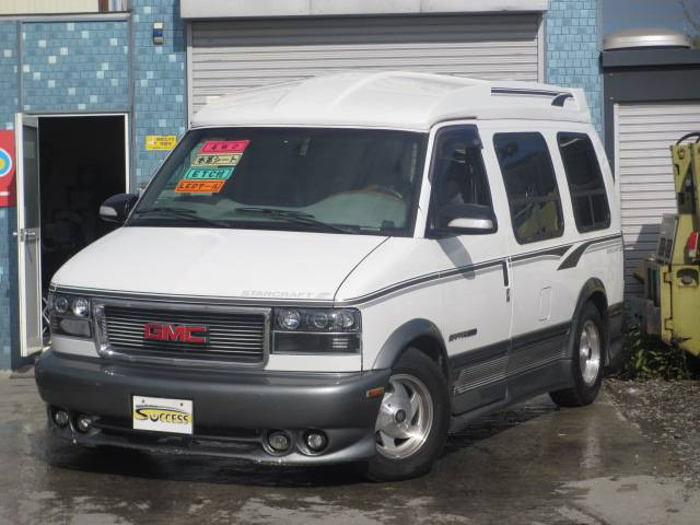 GMC スタークラフト 4WD 1ナンバー
