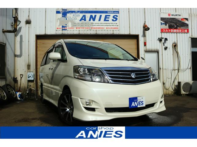 Photo of TOYOTA ALPHARD G AS LIMITED / used TOYOTA