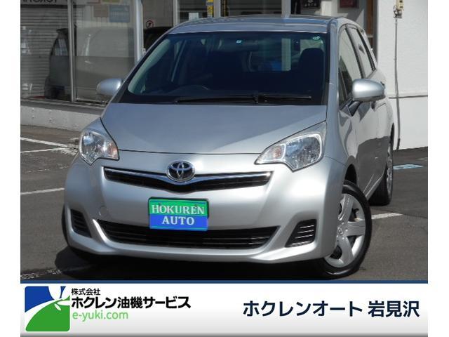 トヨタ X Vパッケージ 4WD レンタアップ メモリーナビ ETC