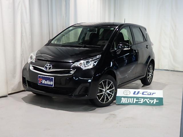 ラクティス(トヨタ) X 中古車画像
