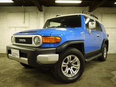 FJクルーザー左ハンドル V6 4WD 観音ドア USトヨタRVカー