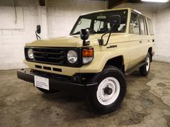 ランドクルーザー70LX 4WD ナローボディ 4ナンバー ディーゼルエンジン