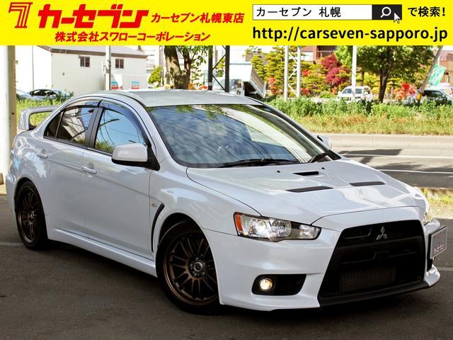 Photo of MITSUBISHI LANCER GSR EVOLUTION X / used MITSUBISHI