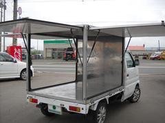 キャリイトラックKC オートマ エアコン パワステ 4WD