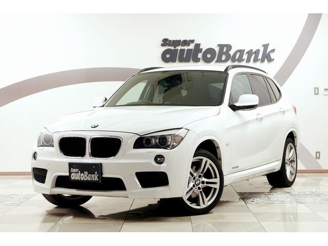 BMW X1 xDrive 20i Mスポーツ 4WD ETC 純...