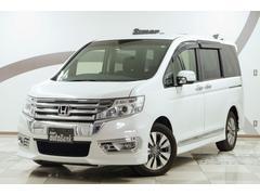 ステップワゴンスパーダZ インターナビセレクション 4WD HID