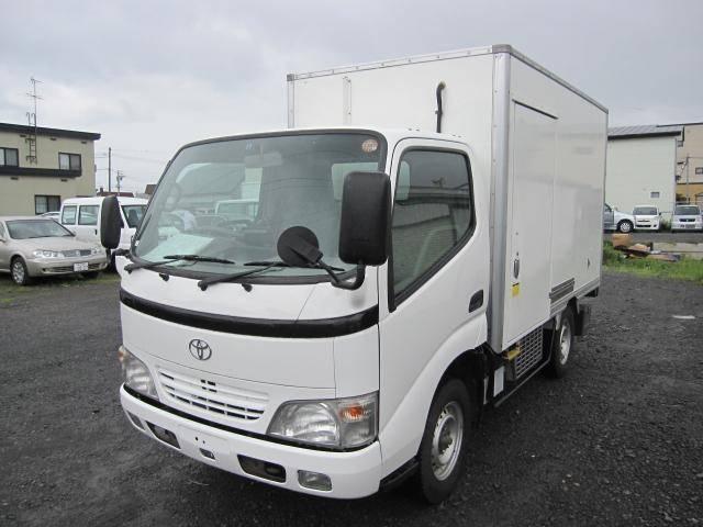 トヨタ 冷蔵冷凍車 4WD 2室