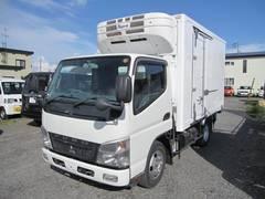 キャンター2t 冷蔵冷凍車 4WD