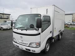 トヨエース冷蔵冷凍車 4WD 2室