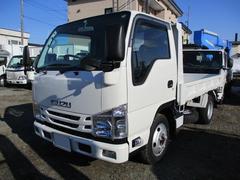エルフトラック1.9t 強化ダンプ 4WD 登録済未使用車