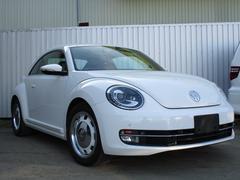 VW ザ・ビートルミルク250台限定HDDナビTVHID専用内装色スマートキー