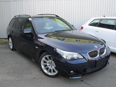 BMW525iツーリング25thアニバーサリー地デジ100台限定車