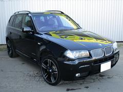 BMW X3xDrive30iMスポーツ新品19AWタイヤ黒革SR地デジ