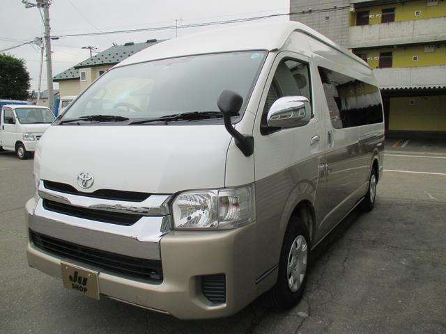 Photo of TOYOTA HIACE WAGON GRAND CABIN / used TOYOTA