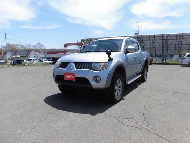 三菱 Wキャブ 4WD