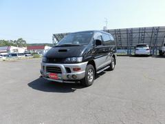 デリカスペースギアシャモニー ディーゼル 4WD