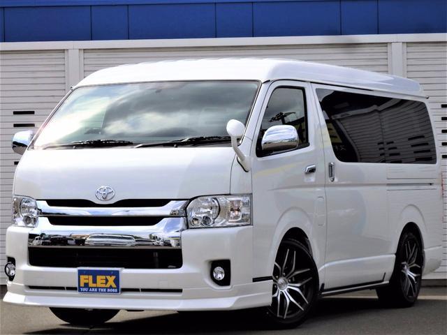 トヨタ FLEXオリジナル内装架装アレンジR2ツインナビPKG