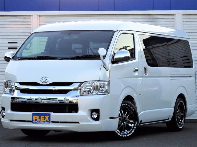 トヨタ FLEXオリジナル内装架装VER6