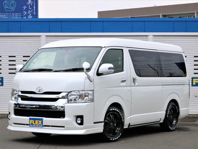 トヨタ フレックスオリジナル内装架装アレンジR1ツインナビPKG