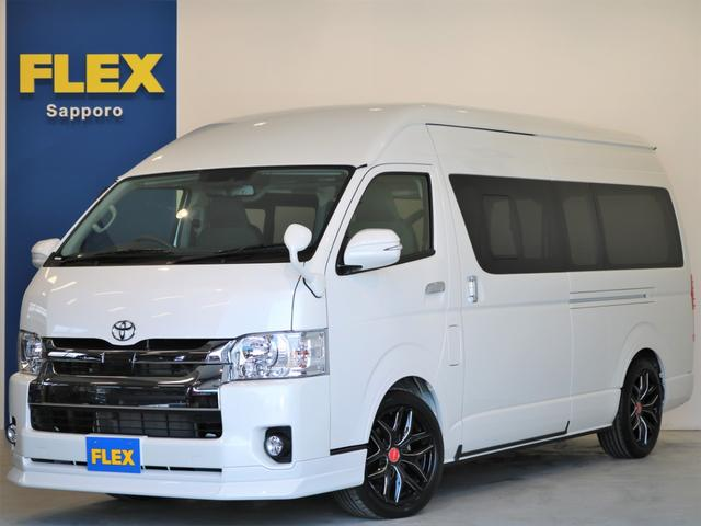Photo of TOYOTA HIACE VAN DX GL PACKAGE / used TOYOTA