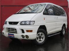 デリカスペースギア20thアニバーサリーリミテッド 4WD