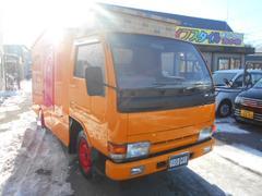 アトラストラック 移動販売車(日産)
