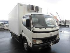 ダイナトラックワイドロング 冷凍冷蔵車マイナス30度 積載3000