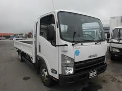 エルフトラックワイドロング 4WD 荷台内寸 4370 2070