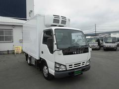 エルフトラック4WD 冷凍冷蔵車マイナス30℃設定