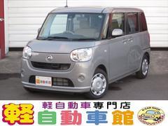 ムーヴキャンバスX SAII 4WD エコアイドル ABS