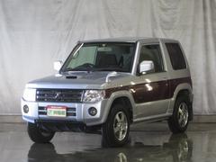 パジェロミニVR 4WD ターボモデル オプションフォグランプ オートマ