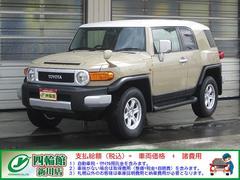 FJクルーザーベース 4WD リヤカメラ付ナビ ソナー エンスタ 寒冷地