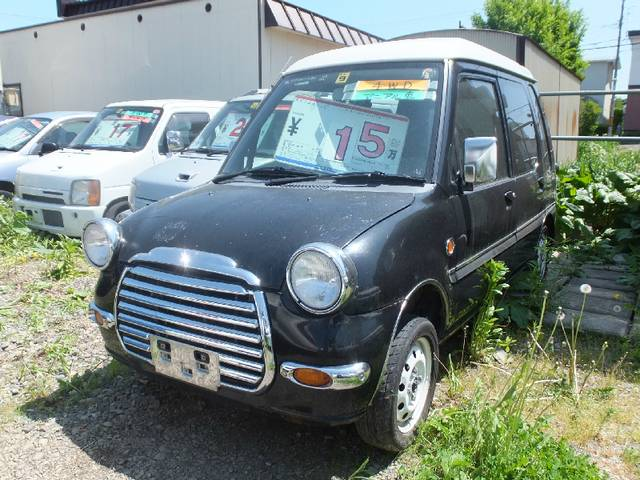 三菱 ミニカトッポ タウンビー 4WD (車検整備付)