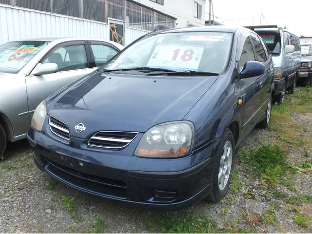 Photo of NISSAN TINO 2.0G / used NISSAN