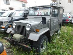 ジープJ24幌 4WD ディーゼル