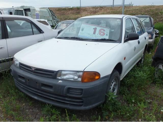 三菱 E 4WD