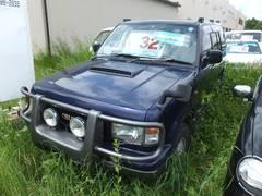 ビッグホーンイルムシャー ロング 4WD ディーゼル