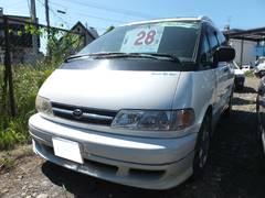エスティマアエラス 4WD ツインムーンルーフ